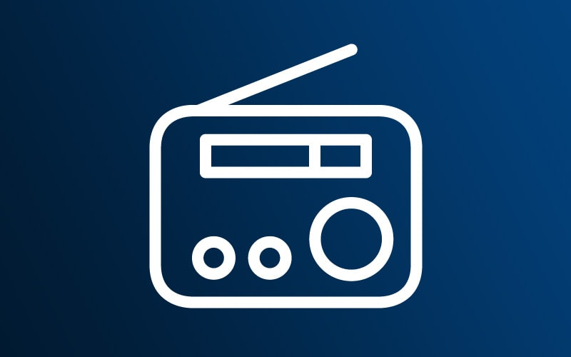 intervention radio Marie Blandin